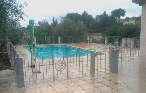 Politi srl carpenteria metallica industriale - Recinzioni per piscine ...